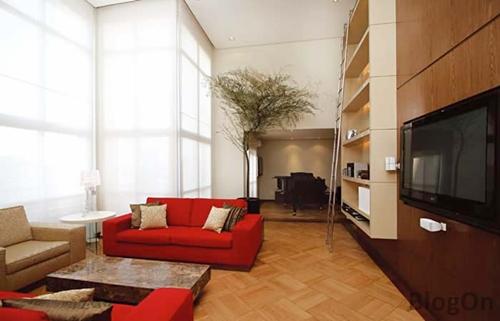 sala de estar grande Dicas, Fotos e Modelos de Decoração ; Dicas de  ~ Fotos De Sala De Estar Grande