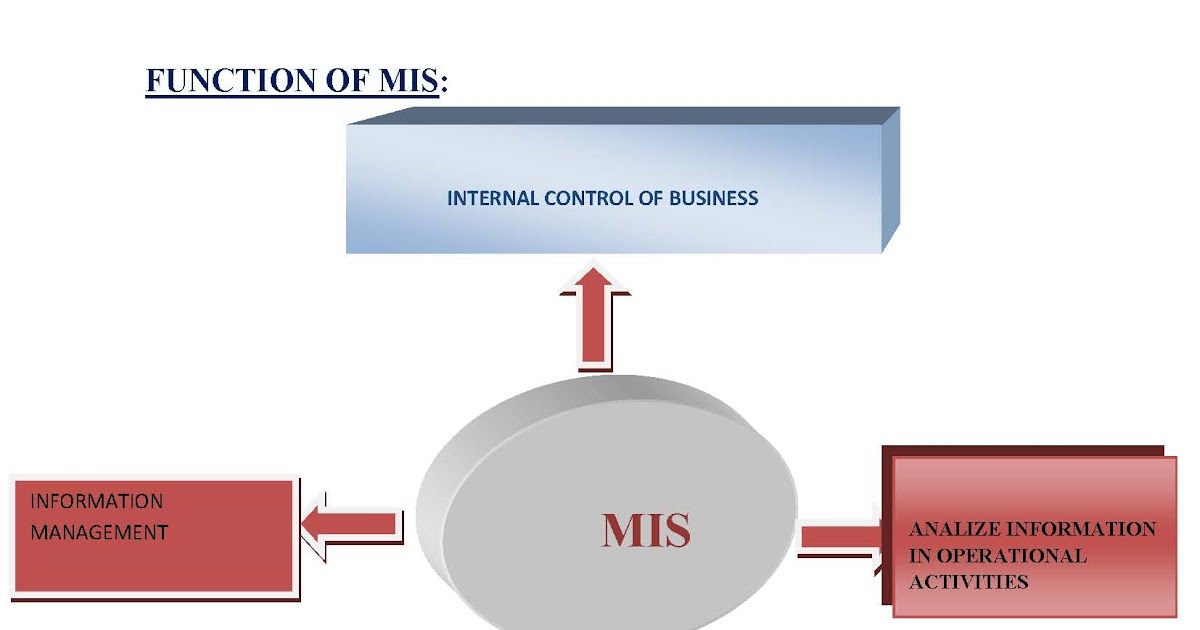 what are the functions and disadvantages of mis Management information system is a set of systems which helps management at  different levels to take better decisions by providing the necessary information.