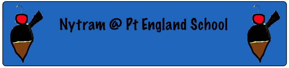 Nytram @ Pt England School