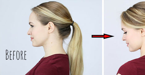 How To Create The Perfect Ponytail In Just 5 Minutes Entertainment