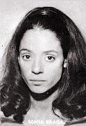 Sônia Braga em Irmãos Coragem (TV Globo, 1970), novela de Janete Clair