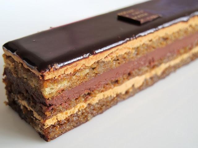 Pâtisserie Carette Paris - Gâteau Opéra