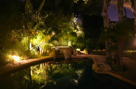 Pemasangan Lampu Taman Rumah sebagai Penerangan Taman