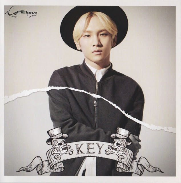 shinee key boys meet u photobook pic 1