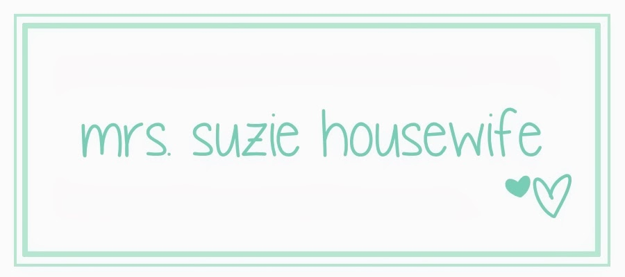 Mrs. Suzie Housewife