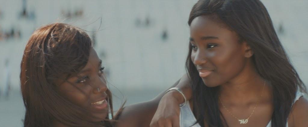 girlhood-bande de filles-assa sylla-karidja toure