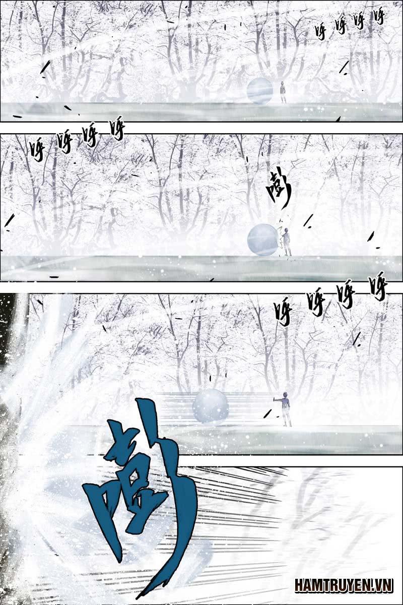 Ngạo Thế Cửu Trọng Thiên Chap 53.5 Upload bởi Truyentranhmoi.net