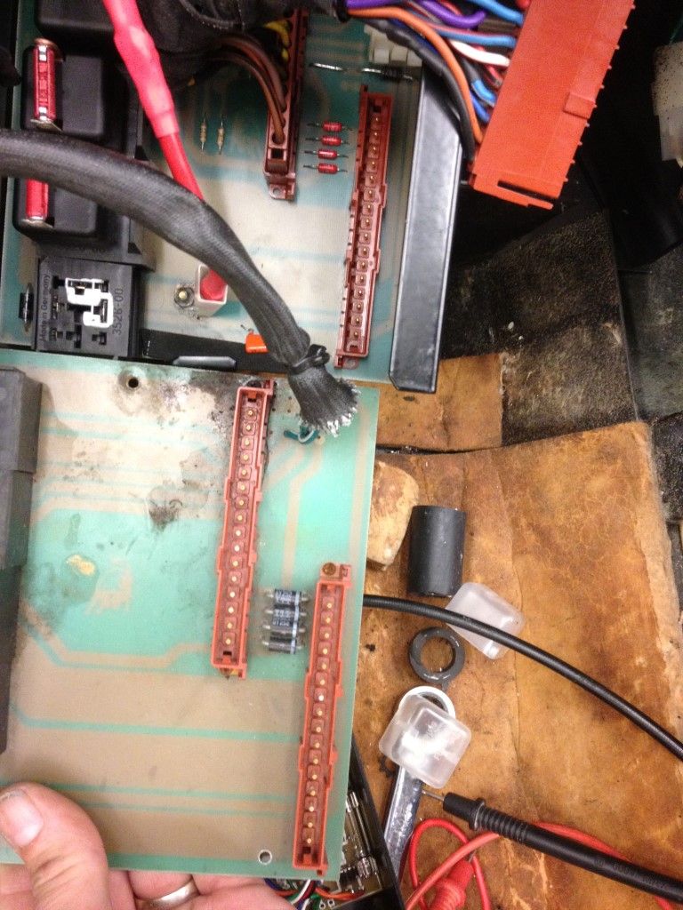 Countach Wiring Intro EFI Right side Relay Box – Lamborghini Countach Wiring Diagram