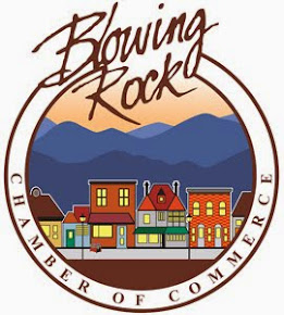 The Whole Shebang is Proud to be a Member of the Blowing Rock Chamber of Commerce