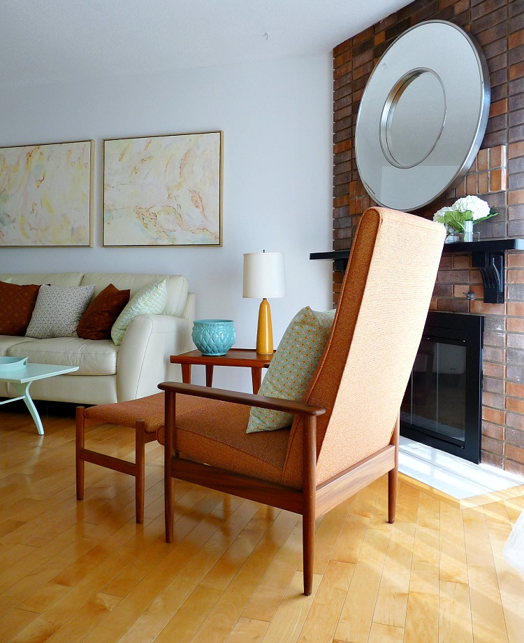 How to stage a living room and dining room for sale dans - How to stage a living room ...