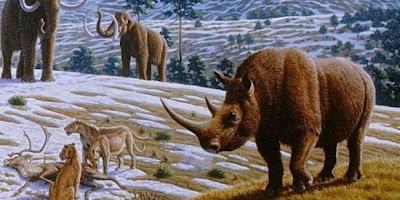 Sumber Mitologi Yunani dari Fosil Purba