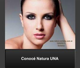 Natura Una. Hacé click en la imagen