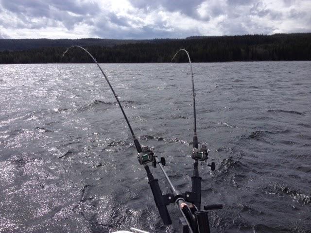 S fishing trollingt vling p liten for Elias v fishing