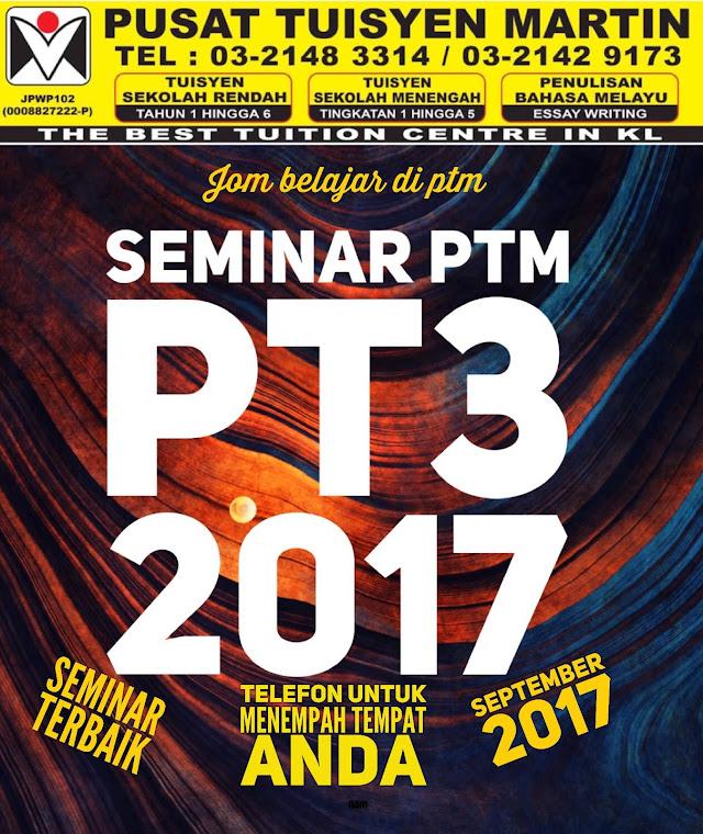 Seminar PT3