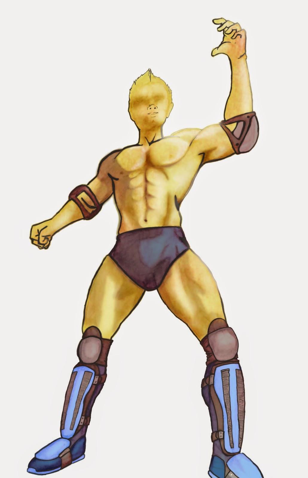 Wrestler_wip