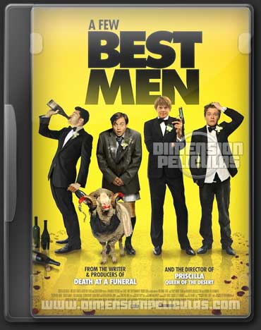 A Few Best Men (DVDRip Inglés Subtitulado) (2011)