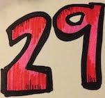 The 29 list.