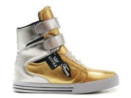 Justine bieber supra shoes