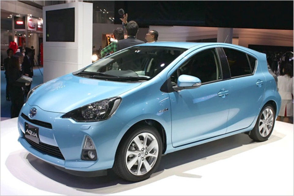2014 Toyota Aqua Wallpapers | 2017 - 2018 Cars Pictures
