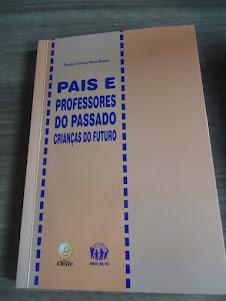 MEU PRIMEIRO LIVRO- LANÇADO EM 2013