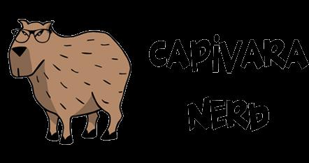 Capivara Nerd