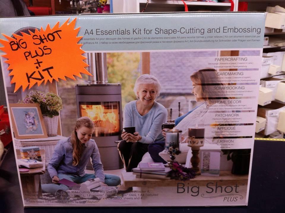 arcobaleno blu big shot plus starter kit a mirandola. Black Bedroom Furniture Sets. Home Design Ideas