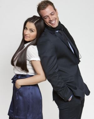 Question interesting, Maite perroni y william levy very pity