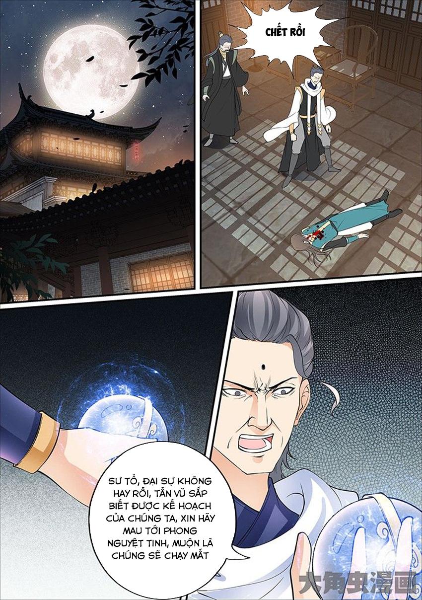 Tinh Thần Biến Chap 419 - Trang 3