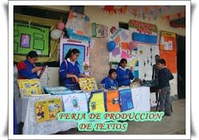 FERIA DE PRODUCCION DE TEXTOS