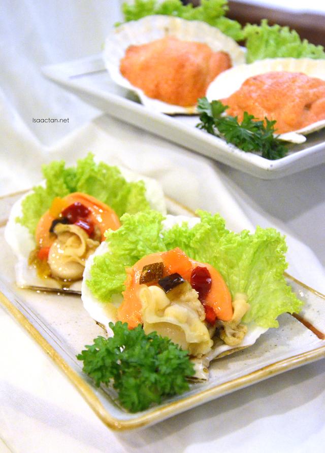 Hotate Nanban Yaki - RM10.99