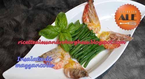 Insalata Di Mazzancolle Ricetta Di Alessandro Borghese Da Cucina