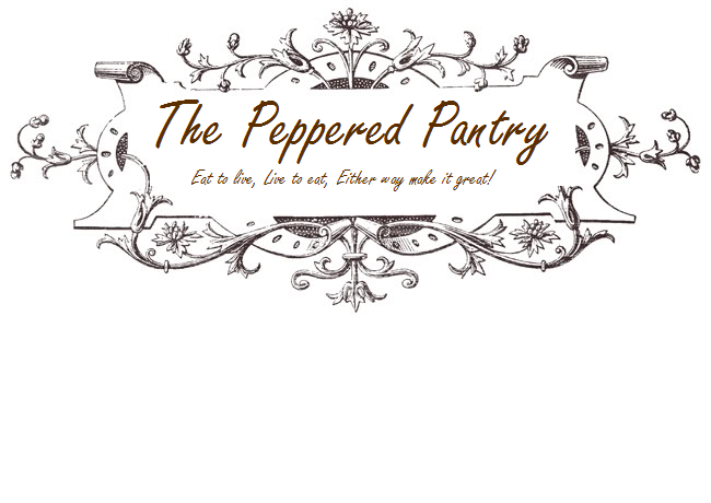 The Peppered Pantry