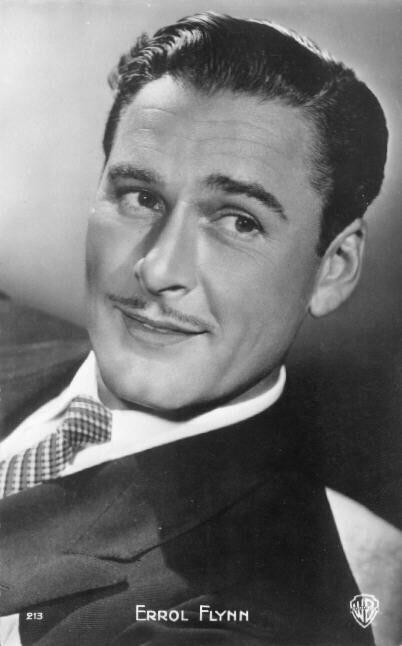 Errol Flynn - Photo Set