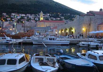 Cafe Buza Dubrovnik Menu