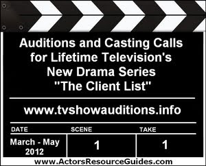 Lifetime The Client List Auditions