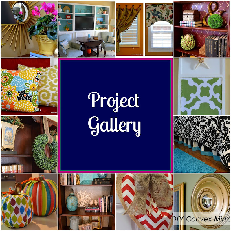 Check Out My Project Gallery