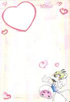Papier à lettre Diddl TAG 1990's enfance