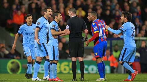 Video Full Match Crystal Palace vs Manchester City 2-1 Premier League Matchday 31