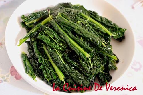 La Cuisine De Veronica Cavolo Nero 意大利羽衣甘藍