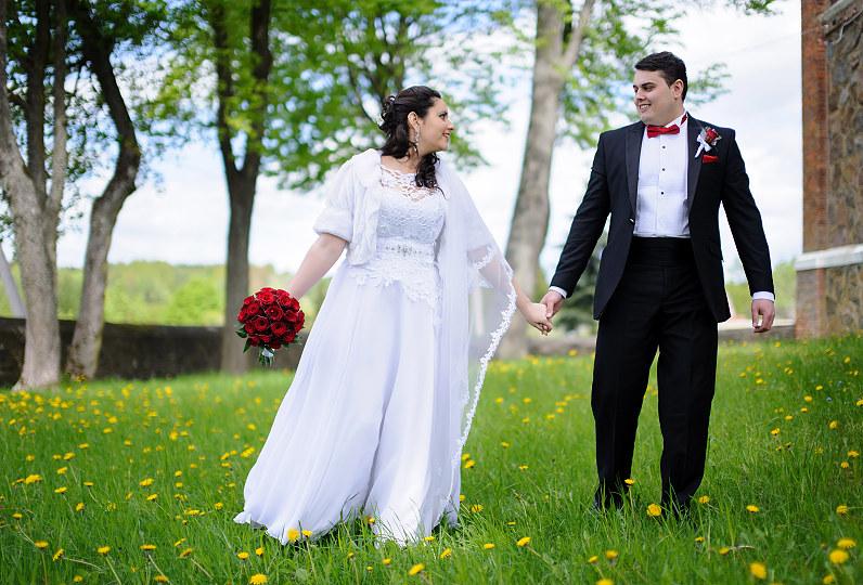 vestuvės pavasarį Vištytyje