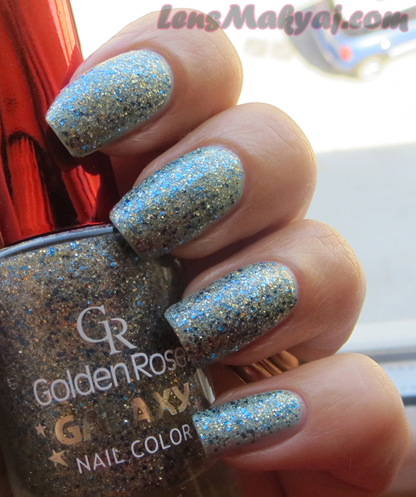 Golden Rose Galaxy 23