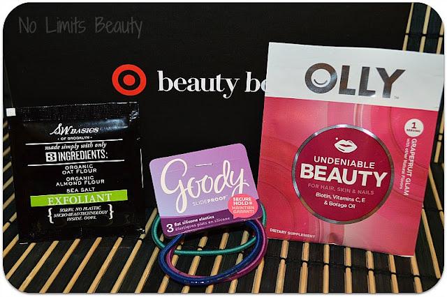 Target Beauty Box Octubre 2015: extras