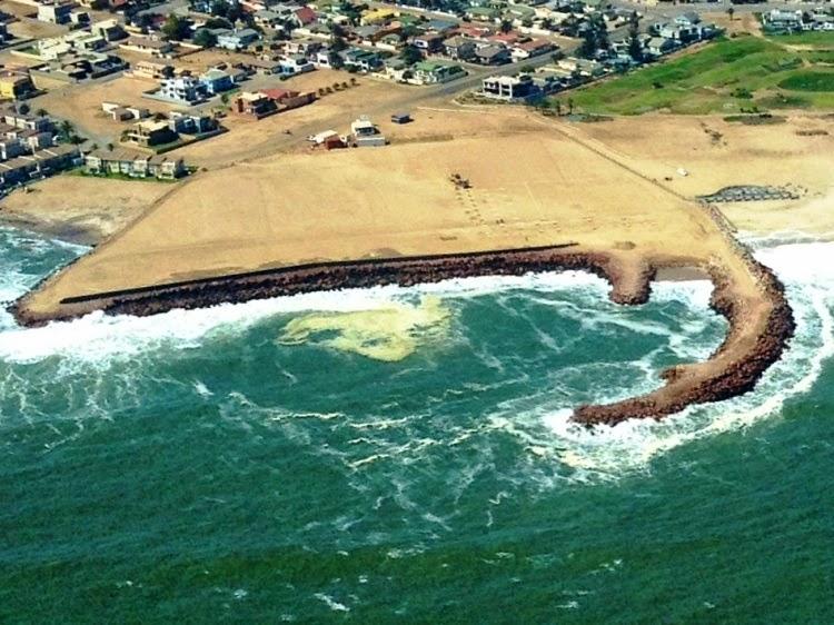 Swakopmund Waterfront Namibia