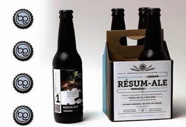 Resume + Beer = Gleason's Resum-Ale