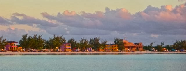 cruising destinations in the bahamas little san salvador