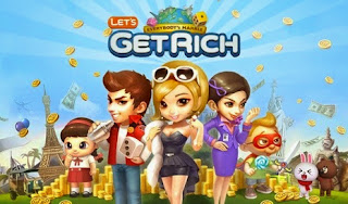 Cheat Line Let's Get Rich 7 Januari 2015 Game Center Hack, Bug Cube