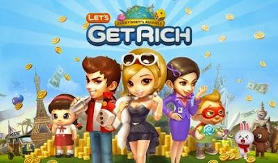 LINE-lets-get-rich