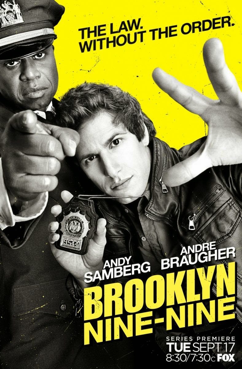 Brooklyn Nine-Nine – Todas as Temporadas Dublado / Legendado (2013)