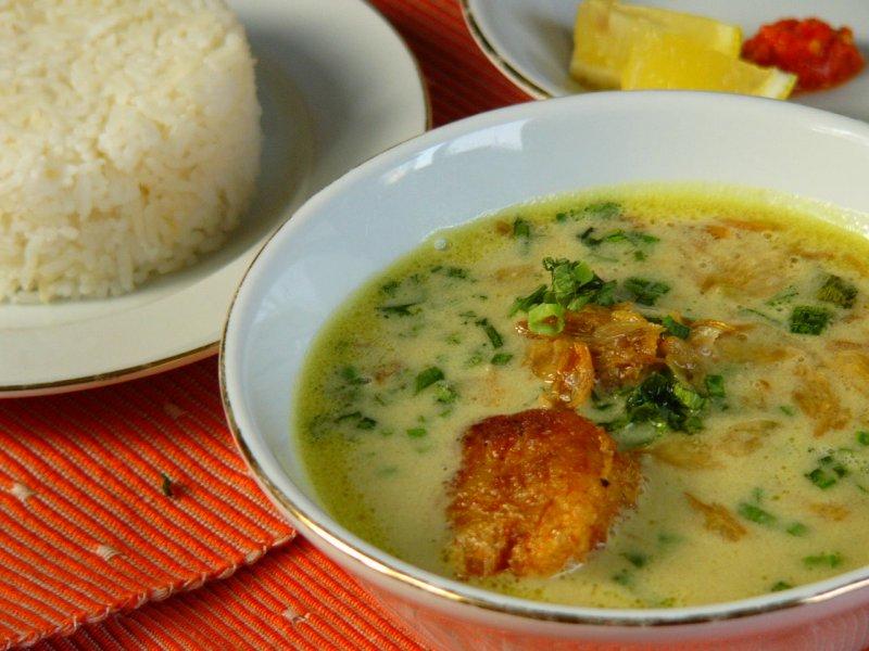 Soto Kuning, Masakan Khas Kota Bogor