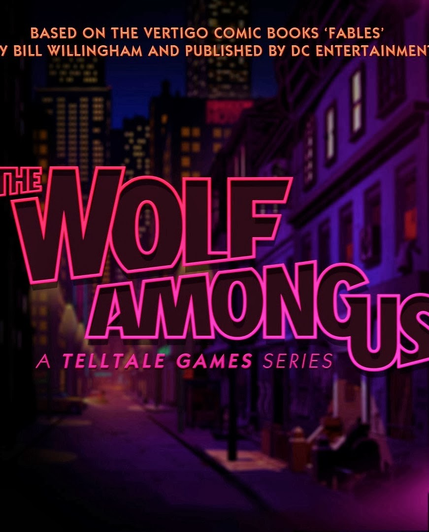 The Wolf Among Us: Episode 2 -- Smoke and Mirrors PC ISO Download